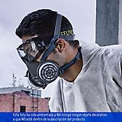 Respirador Media Cara Fumigación