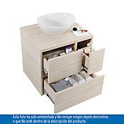 Mueble Pesaro Manzano 60 cm para lavamanos vessel