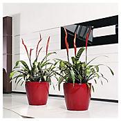 Macetero Autorregante Rosso Rojo D32/H30 cm
