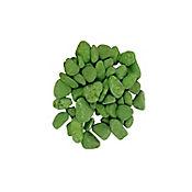 Piedra Decorativa 1 Kg Verde