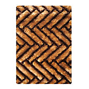 Tapete Milano 160x230 cm Chocolate