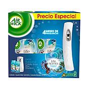 Ambientador Fresh Matic Aparato + 2 Repuestos Oasis