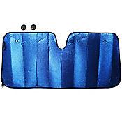 Tapasol Frontal para Auto Azul 146x68 cm
