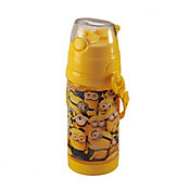 Botella Base Color Minions 500 cc