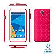 Teléfono Celular DG280 Rojo