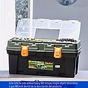 Kit Caja De Herramientas 20 pulgadas + Caja De Heramientas 14 pulgadas Organizador  Ref 9318