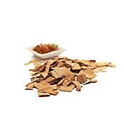 Chips de Madera de Manzano para Ahumar
