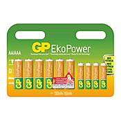 Pila Recargable Eko Power 6AA 1300 + 4AAA