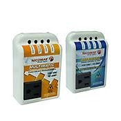 Kit Regulador de Voltaje + Multitoma 6 salidas