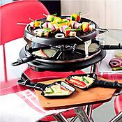 Raclette B+D 6 Puestos