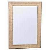 Espejo Decorativo 79x108 cm Dorado