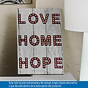 Cuadro 40x60 cm Love Home