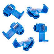 Conector de Autodesforre Azul 18-14 awg, 5 Unidades