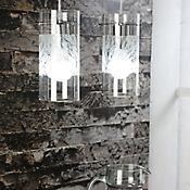Lámpara Colgante Cilindro Luces E27