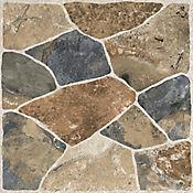 Piso Roca Multicolor 45x45 cm Caja 1.42 m2