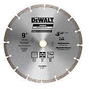 Disco Diamantado Segmentado 9 Pulgadas  Ref DW47902HP