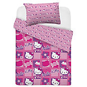 Comforter Semidoble Hello Kitty Mosaic