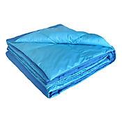 Plumón Bicolor Doblee 215x220 cm Azul - Turquesa