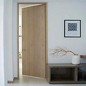 Kit Puerta Lista para instalar Aragón izquierda 70cm
