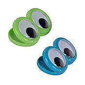 Set de 2 Clips Ojos Saltones Magneticos