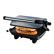 Sanduchera grill ajustable