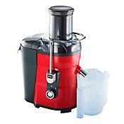 Extractor de jugo extra largo rojo