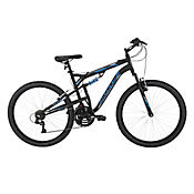 Bicicleta Hombre Terrain 26pulg Doble Suspensión