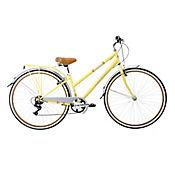Bicicleta Mujer Sportsman Crusier Amarilla