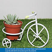 Triciclo Decojardin Cactus Redonda