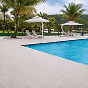 Piso Mediterranea Crema 40x40cm Cj0.32 m2