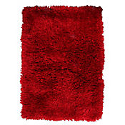 Tapete Cashmere 60x90 cm Rojo