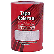 Cinta Impermeable Texsatape 25cm x 10m Aluminio