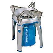 Estufa Portátil 2600 W Acero Azul