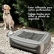 Cama Inflable Para Perros 90 x 70 x 25 cm