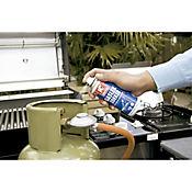 Detector de fugas de gas en aerosol