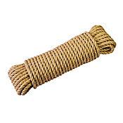 Cuerda Fique Cal 10mm x 20m