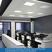 Panel Led 60x60cm 45W Luz Blanca Sobreponer