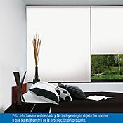 Blackout Enrollable 120x220 cm Blanco