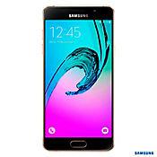 Samsung Galaxy A5 Dorado Cel Libre