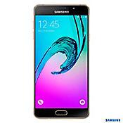 Samsung Galaxy A7 Dorado Cel Libre