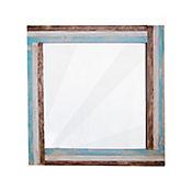 Espejo Madera 40x40 cm Colores