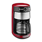 Cafetera 14 Tazas Roja 1402er