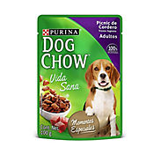 Pouche Dog Chow Picnic Cordero Trozos 100 gr