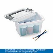Caja Organizadora Multiusos de 3,5 Litros Transparente