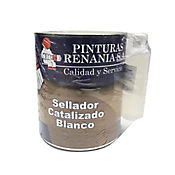 Sellador Catalizado Blanco 1/4 Galón