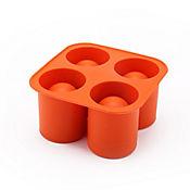 Cubeta para Hielo Pequeña Orange
