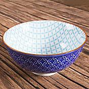Bowl Redondo de 12 cm Reactive Colors Aqua