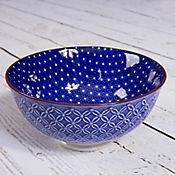 Bowl Redondo de 12 cm Reactive Colors Puntos