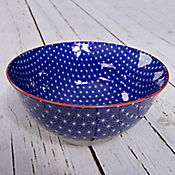 Bowl Redondo de 15 cm Reactive Colors Puntos