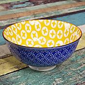 Bowl Redondo de 12 cm Reactive Colors Yellow